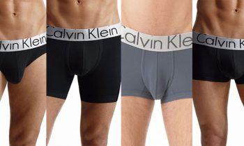 La colección Micro Steel de Calvin Klein, de verdad